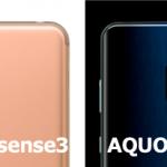 【SIMフリー比較】AQUOS sense3とAQUOS zero2を比較!